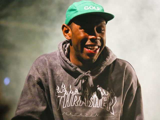 Listen: Rapper Tyler, the Creator Says He had a Boyfriend at 15