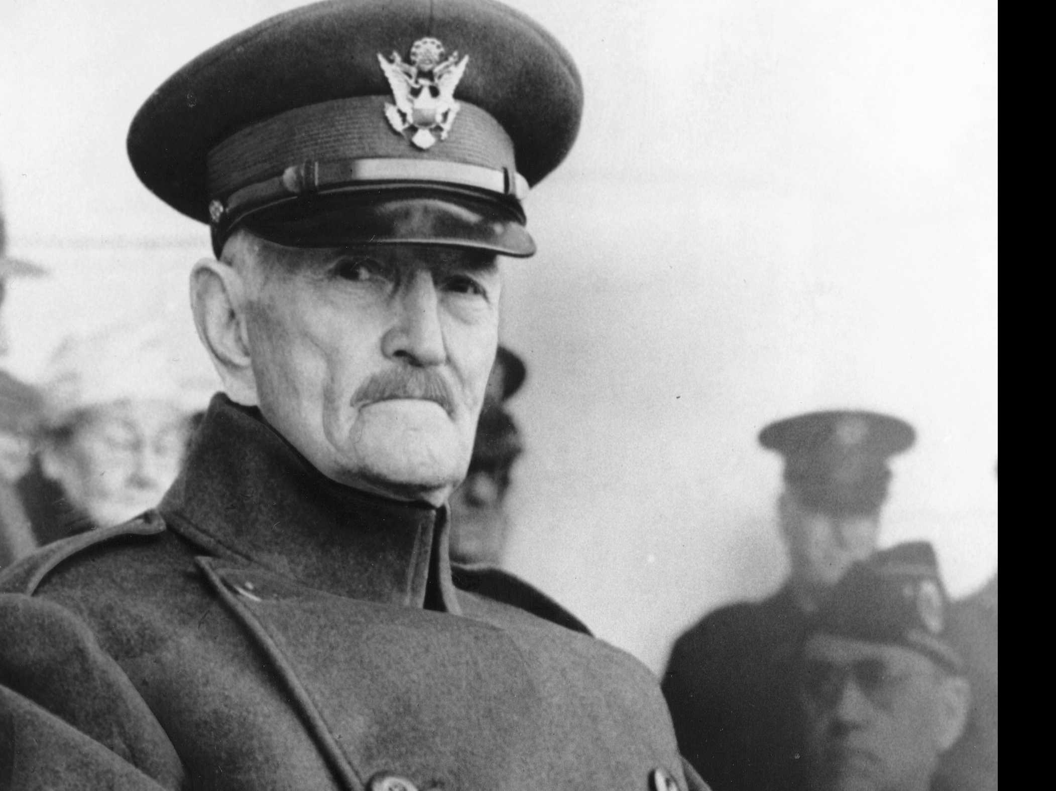 AP Explains: Why Does A WWI General Merit A Trump Tweet?