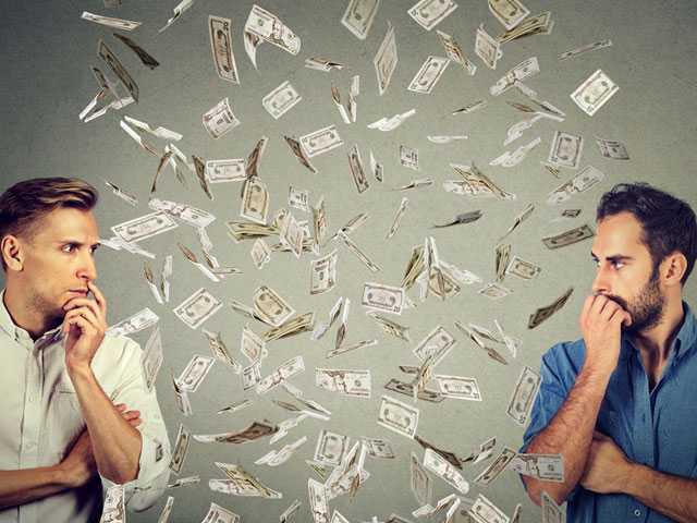 Peer Pressure, Applied Well, Boosts Financial Health