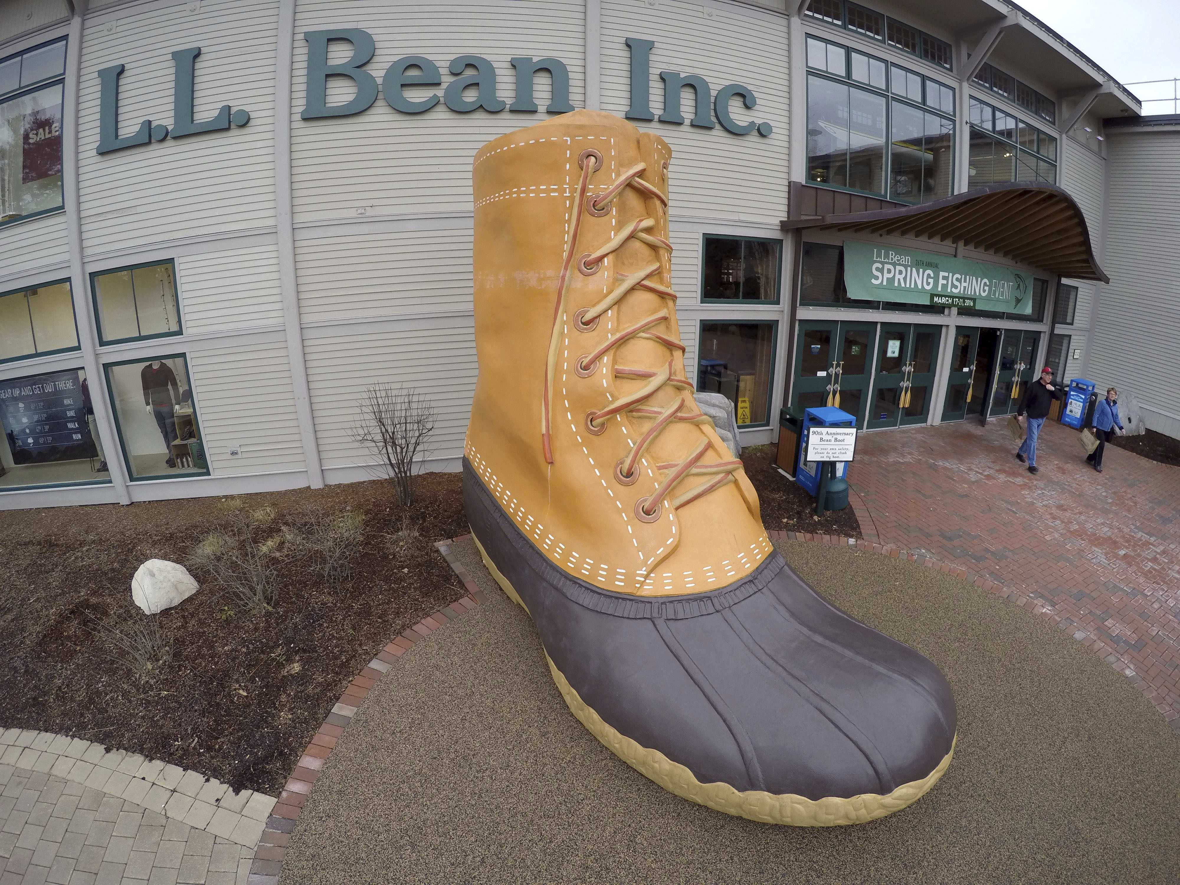 L.L. Bean Boosts Production of Iconic Boot