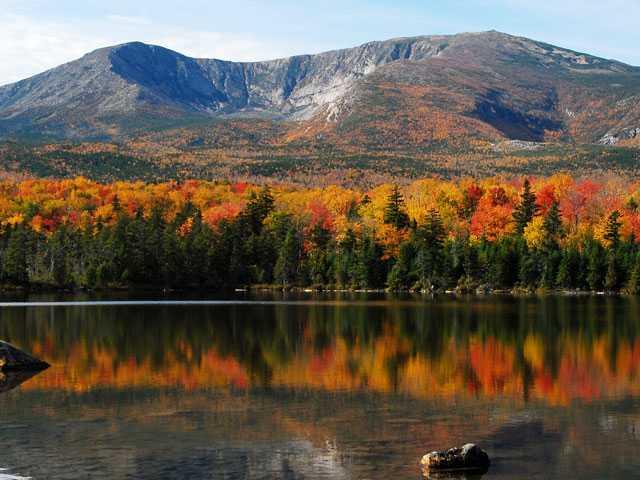 New England Forecasts Spectacular Fall Foliage