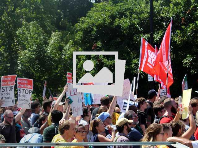 Boston 'Free Speech' Rally @  Boston Common :: August 19, 2017