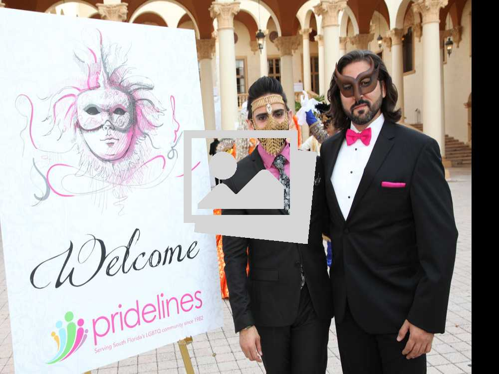 Pridelines Masquerade Ball @ The Biltmore Hotel :: August 19, 2017