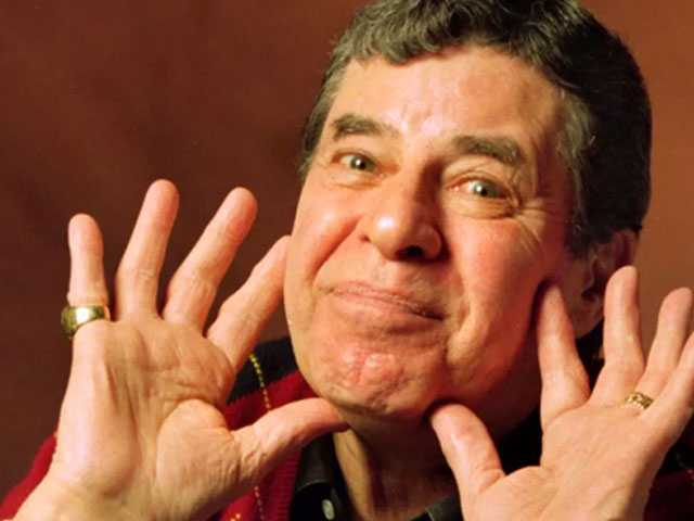 Legendary Comedian Jerry Lewis Knew How to Laugh and Cry