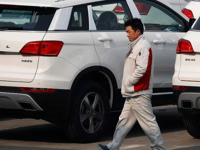 China's Great Wall Considers Bid for Fiat Chrysler Jeep Unit