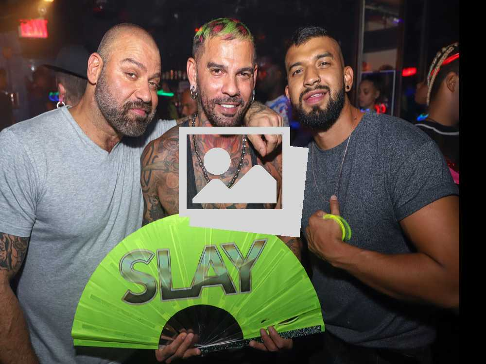 Slay Glow Edition  @ The Monster :: August 18, 2017