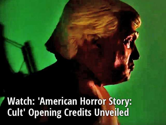 Watch: 'American Horror Story: Cult' Opening Credits Unveiled