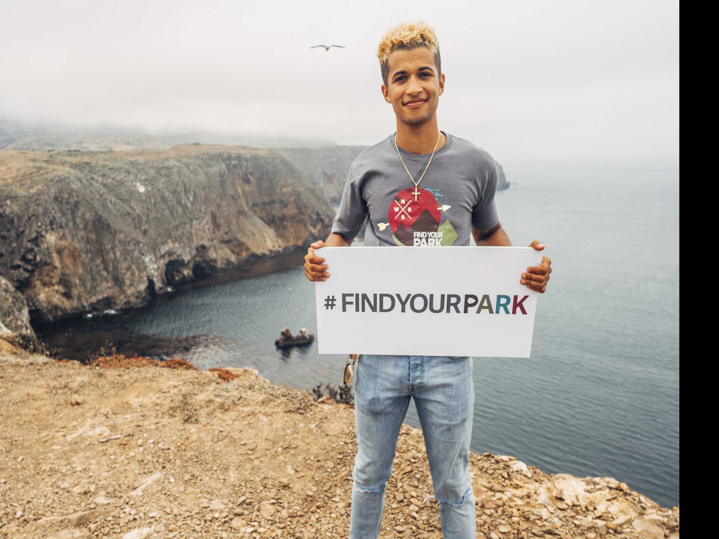 Celeb Ambassadors Help National Parks Mark 101st Birthday