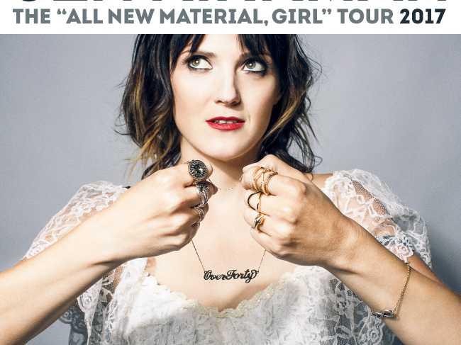 Stand Up Comedian Jen Kirkman Goes Coast-to-Coast this Fall