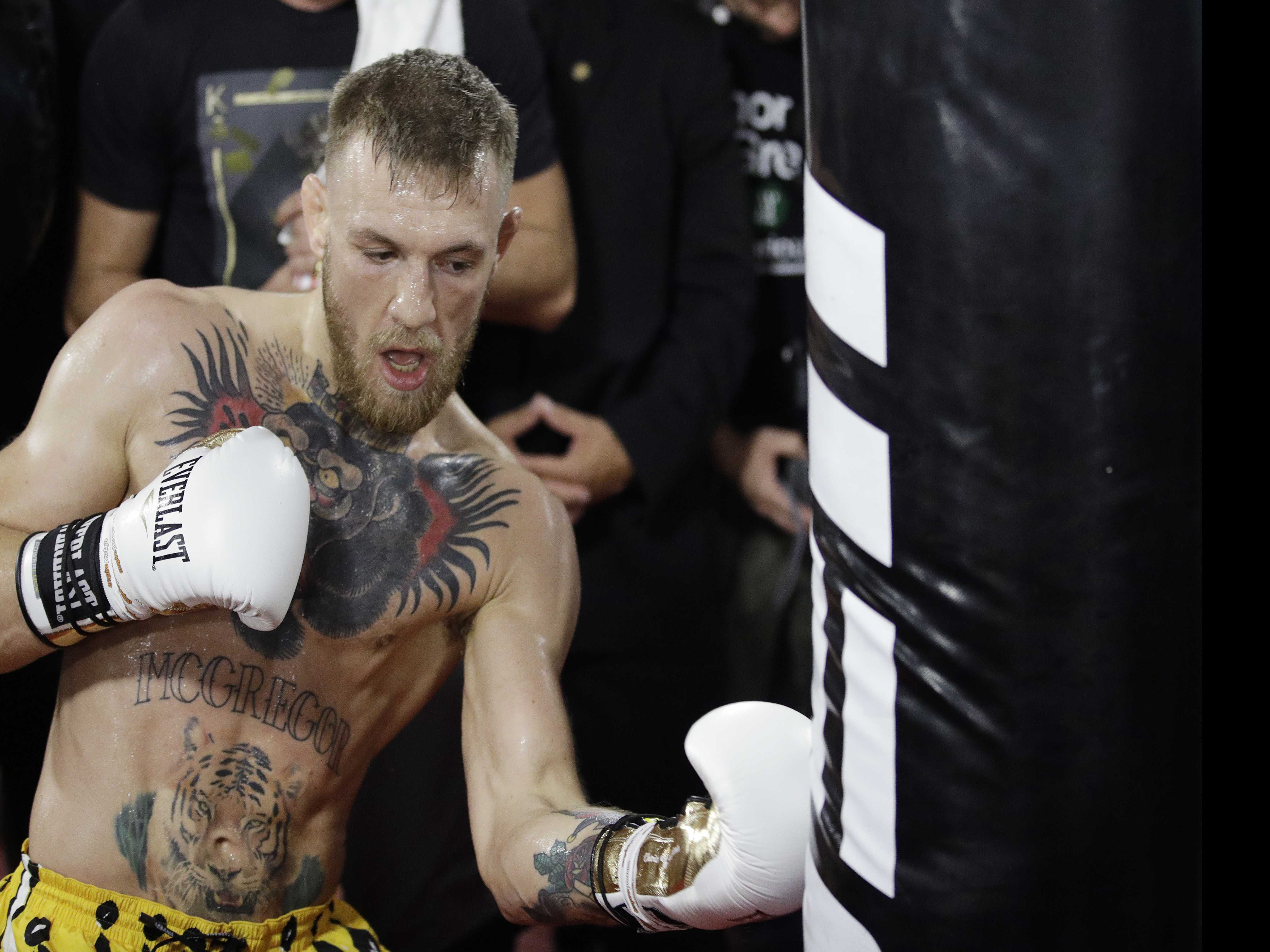 50 Million Could Watch Mayweather-McGregor in the US Alone