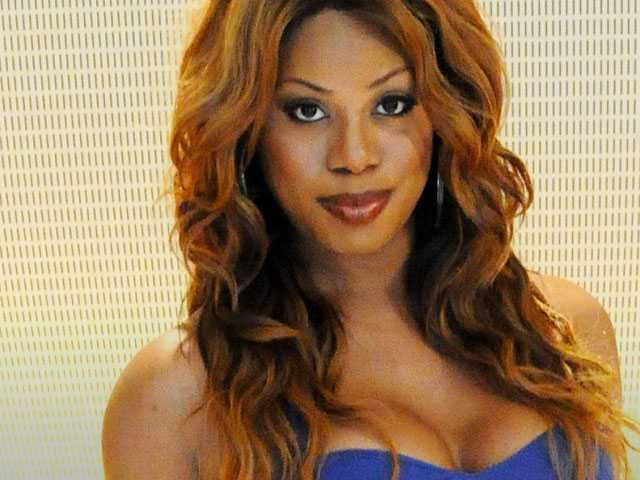 Watch: Laverne Cox Says She's Working on A Secret Project with Beyonce