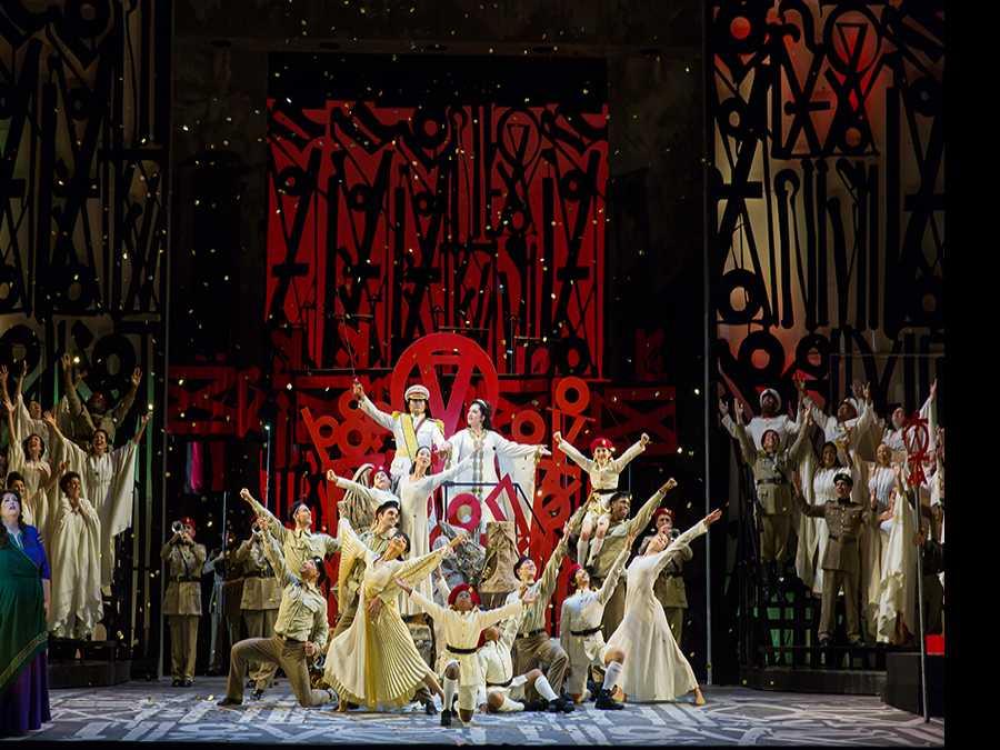 Review :: Aida