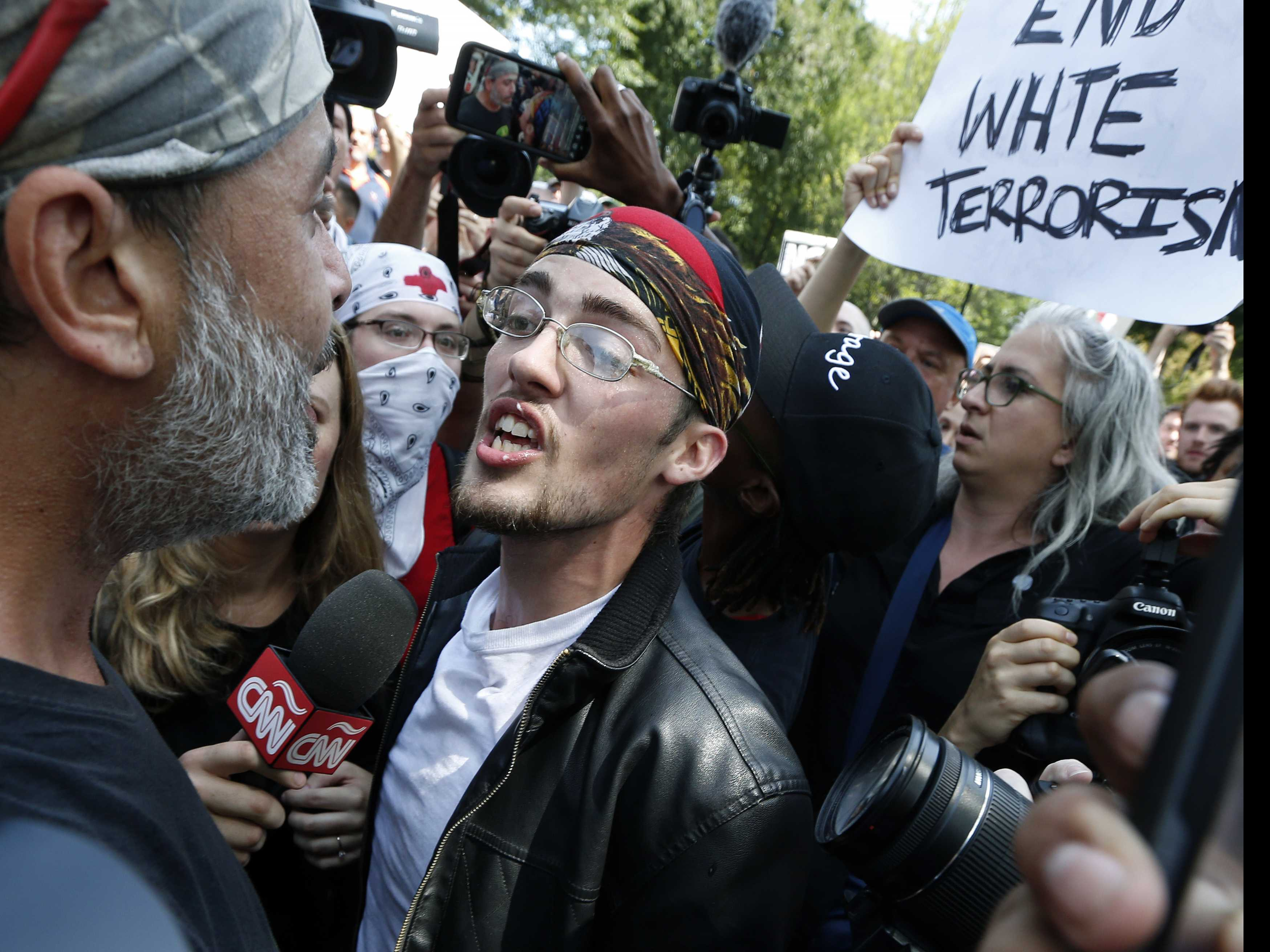 Violence in Charlottesville Leads to Soul-Searching at ACLU