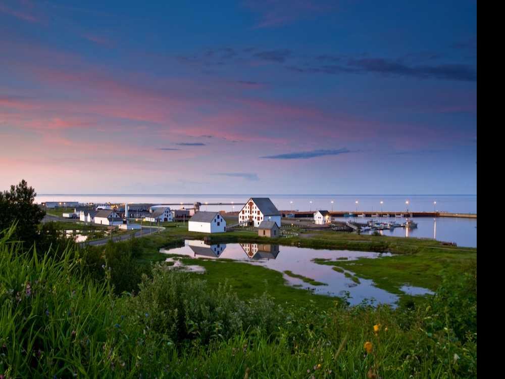2-Wheeling Through Canada's Gaspe Peninsula
