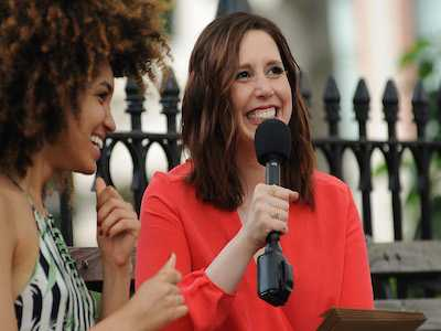 Comedian Vanessa Bayer Takes to the Streets to Debunk Misinformation Around Birth Control