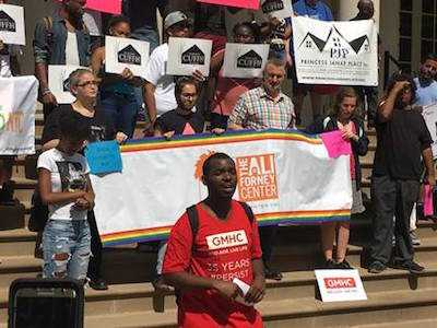 GMHC Advocates for NYC to Raise Homeless Youth Housing Age from 21 to 25