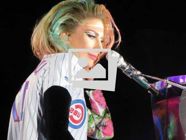 Lady Gaga Concert @ Wrigley Stadium :: August 15, 2017