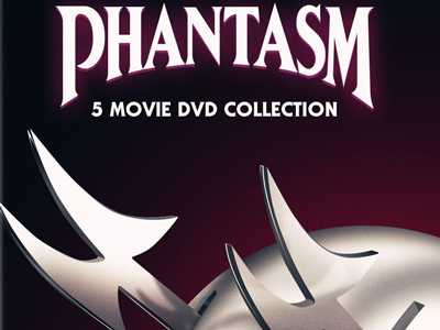 Phantasm - 5 Movie DVD Collection