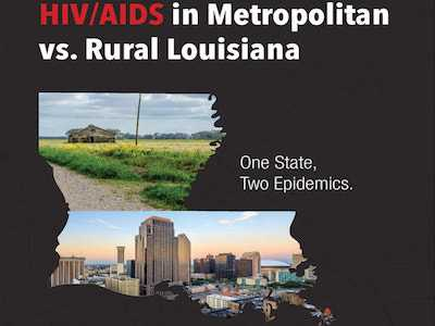 We Can't End AIDS Without Ending the Epidemic in the Rural Deep South