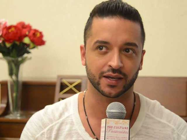 Jai Rodriguez Encourages HIV+ Latinx Gay and Bisexual Men To Live Positively Fearless