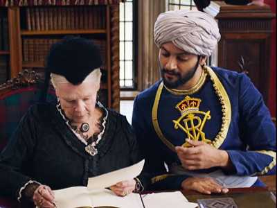 Review :: Victoria and Abdul