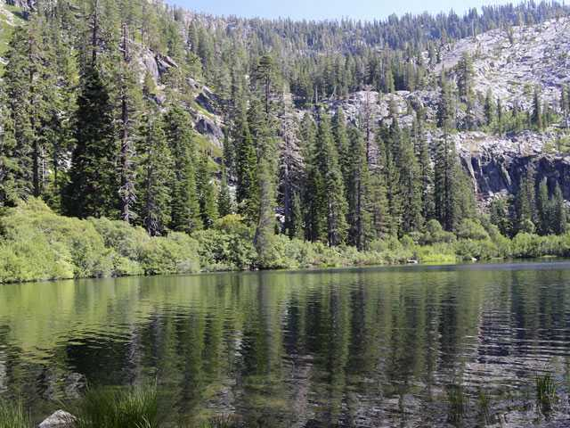 Lake Tahoe's Secret Season: Autumn