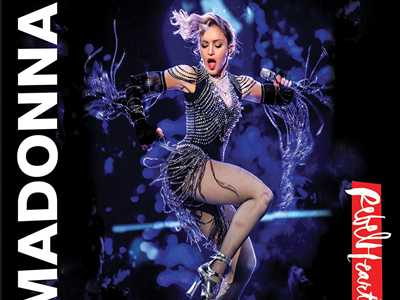 Review :: Madonna: The Rebel Heart Tour