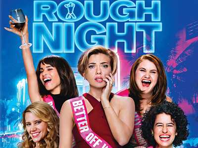 Review :: Rough Night