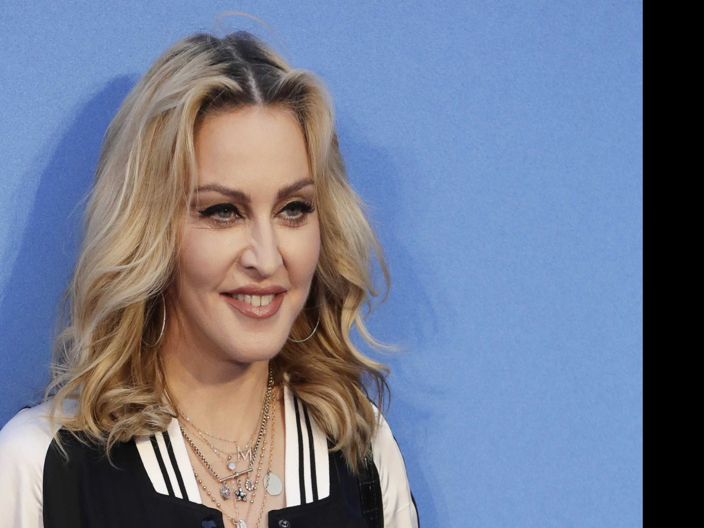 Madonna's Headed Overseas - to a New Home in Portugal
