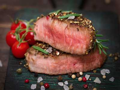 Health and Nutrition: 47 Percent of People Eat Meat Every Day