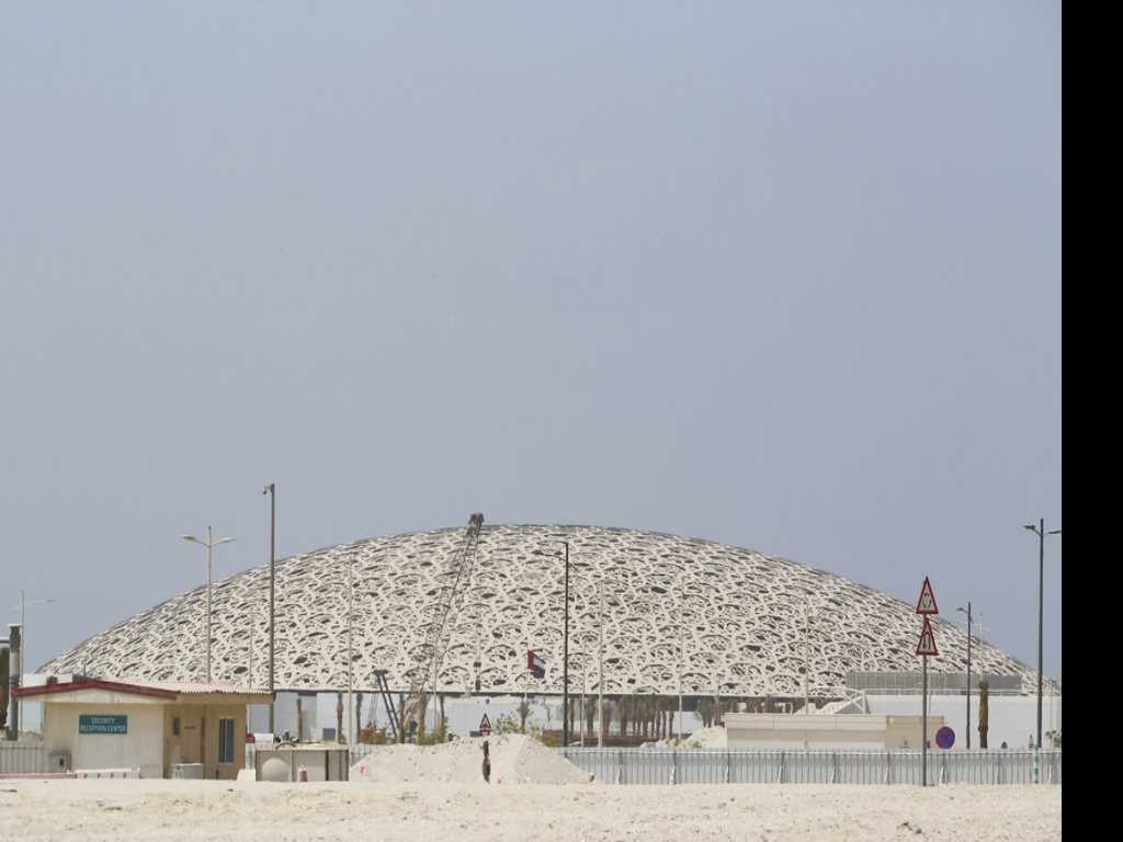 Mideast Outpost of Louvre to Open in Abu Dhabi in November