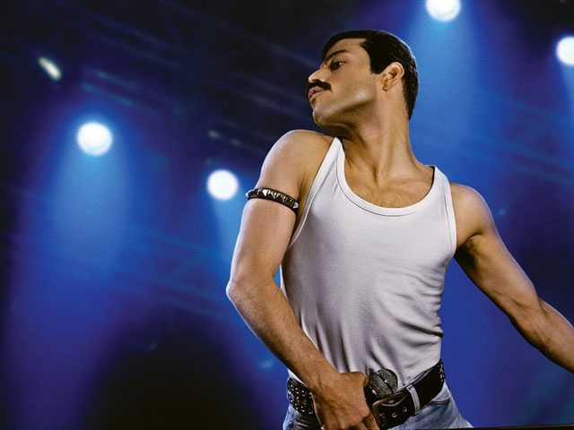 'Mr. Robot' Star Rami Malek Serves Up Freddie Mercury Realness for New Biopic