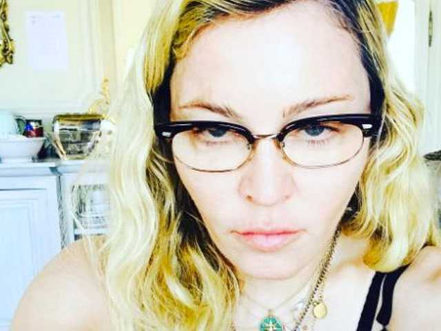 PopUps: In Hilarious Post, Madonna Recalls Ridiculous Fight with FedEx