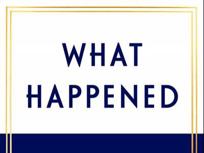 Review :: What Happened