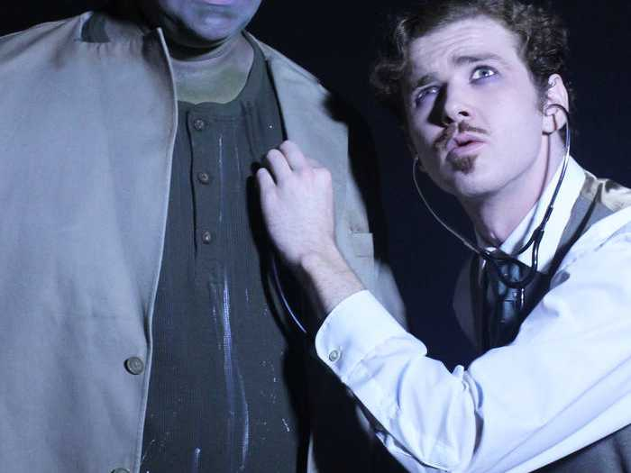 Review :: Young Frankenstein