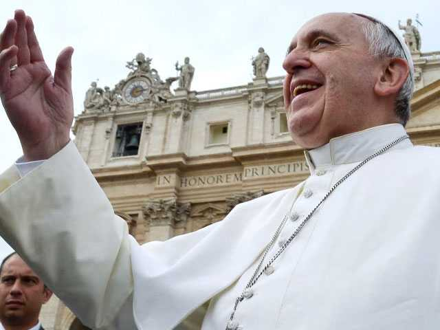 Pope Francis: Civil Unions for Gay Couples Are OK