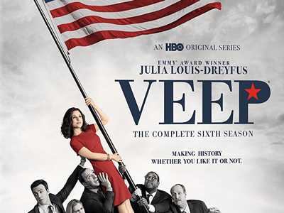 Review :: VEEP - The Complete Sixth Season