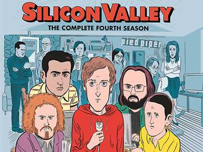 Silicon Valley - The Complete Fourth Season