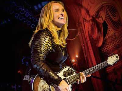Melissa Etheridge Plays Las Vegas' Pearl Concert Hall