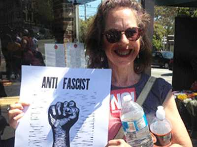 Resist: Bay Area 2, Fascists 0