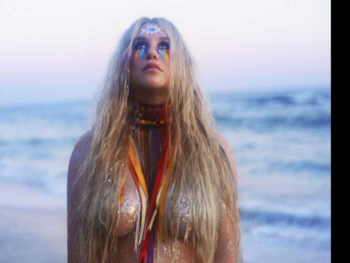 Kesha: My True Colors Shining Through