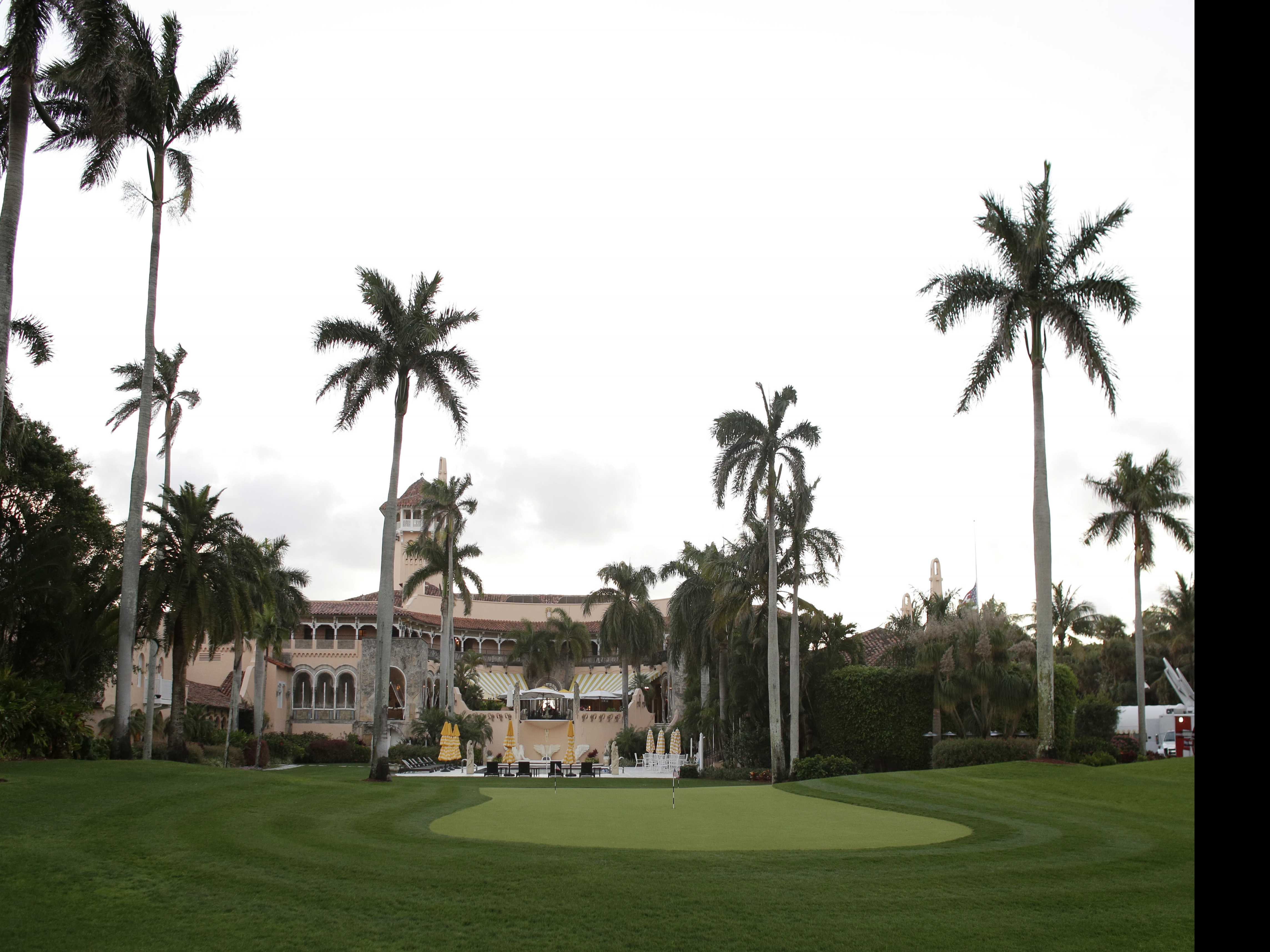 Irma vs. Mar-a-Lago: Bet on Trump's House