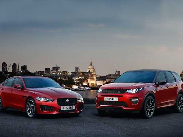 Jaguar Land Rover to Electrify All New Vehicles by 2020