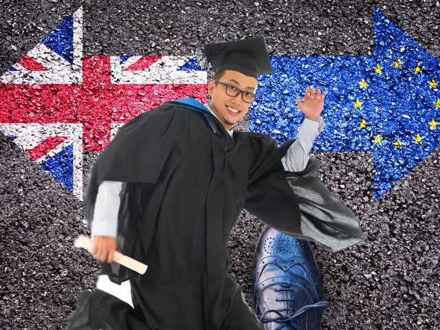 UK Universities Face EU Student Exodus Due to Brexit