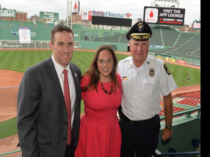 Day of Remembrance Blood Drive at Fenway Park on Sept. 11