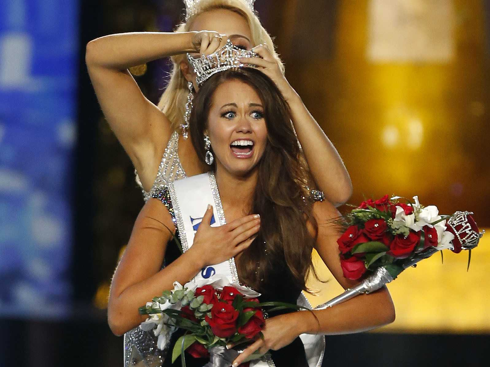 Crossing Trump on Climate, New Miss America Fears No Tweet