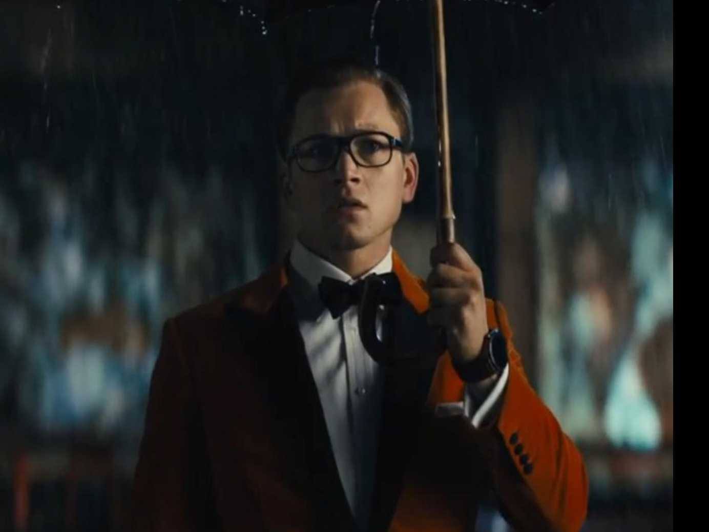 Review :: Kingsman: The Golden Circle