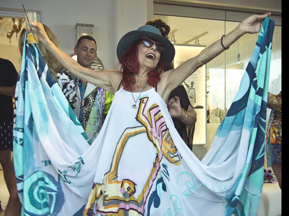 Patricia Field Heads to Catskill, NY for ARTFASHION Show