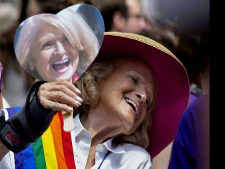 Edie Windsor's Wife and Attorney Issue Statements on Late LGBTQ Rights Icon's Passing