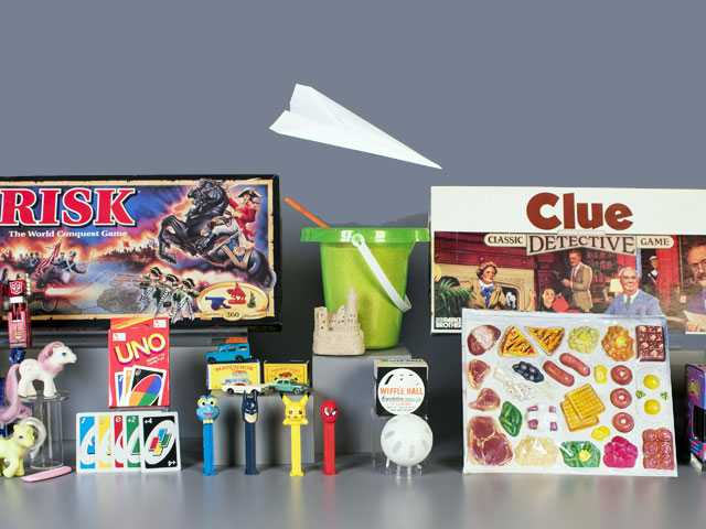 Paper Planes and Sand Among 12 Toy Hall of Fame Finalists